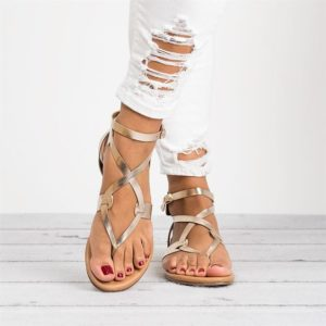 Gladiators Sandals / Boho Dresses