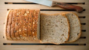 whole wheat grain bread