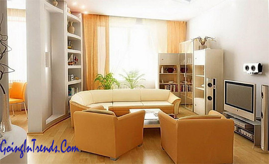 Small Living Room Layouts