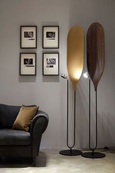 unique floor lamps