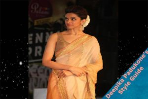 How To Wear Traditional Saree In Different Styles Like Deepika Padukone And Look Stunning