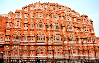 hawa mahal information tourist spot of india