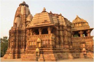 khajuraho group of monuments khajuraho