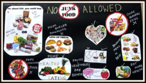 why is junk food unhealthy
