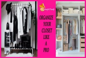 Best Tips On How To Organise Your Wardrobe