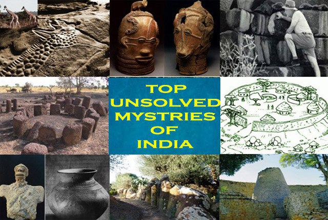 Unsolved Mysteries Of India or mysterious places in india