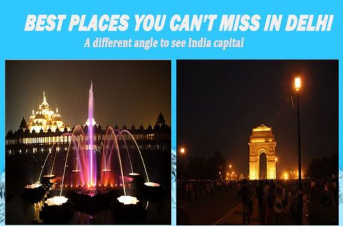 List Of Top Tourist Spots In Delhi And Their Directions