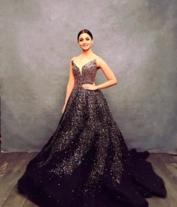 Alia Bhatt in Gown