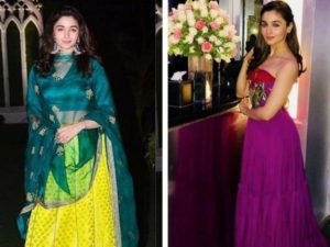 Alia Bhatt ethnic dress