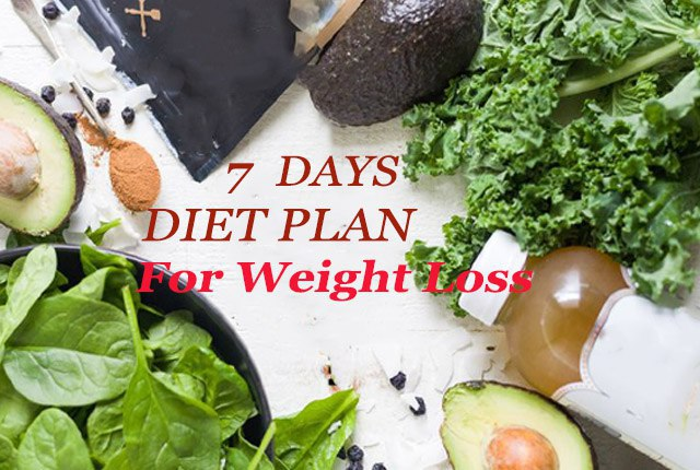 Diet Plan To Lose Weight Quickly