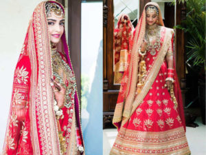 Indo-western Dresses for Bride