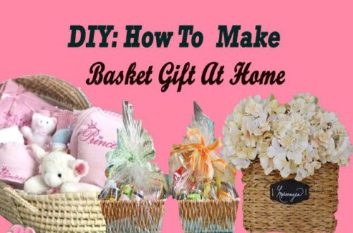 How to Make A Basket On Your Own At Home Best DIY Ideas For Making Baskets