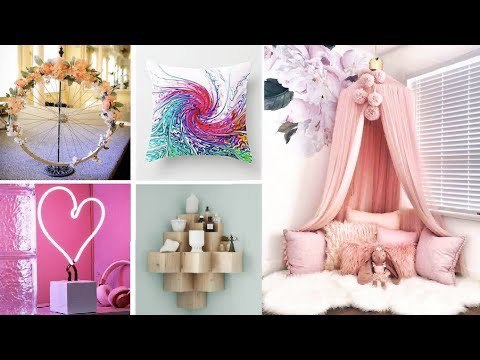 DIY Room Decor Ideas For Small Room