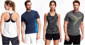 active wear in fashion