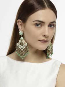 Accessories for indo western
