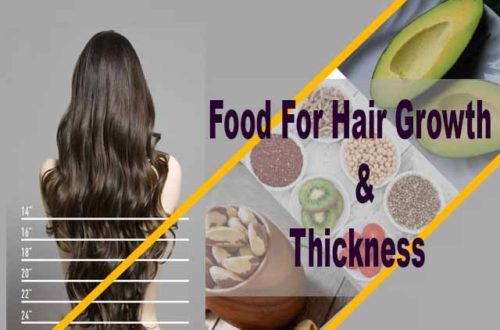 Hair Growth Foods | Food For Hair Growth | How To Increase Hair Growth Get Best Tips