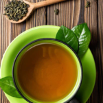 green tea for young skin