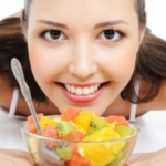 healthy diet for young skin