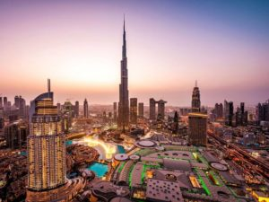 Hotest Tourist Destination Dubai