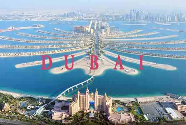 dubai the hotest place to see