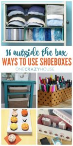 DIY Drawer Dividers From Shoeboxes