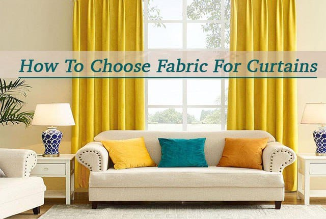 curtain designs best fabric guide