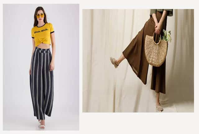 palazzo pant for summer