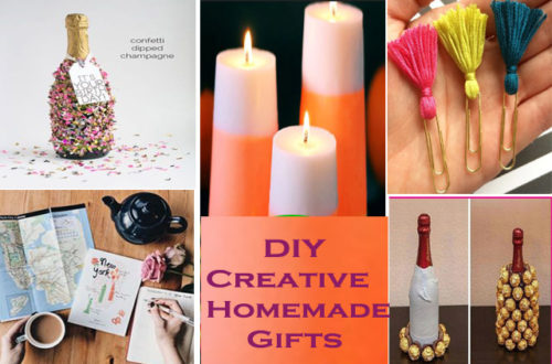 DIY Gift Ideas Homemade