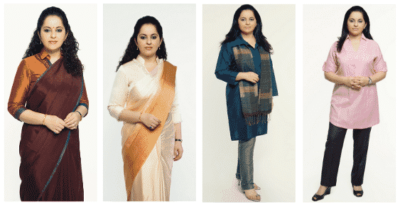 indian formal wear for office