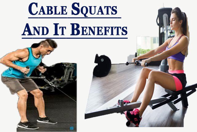Cable Squats| How Do You Do Squats With a Cable Machine