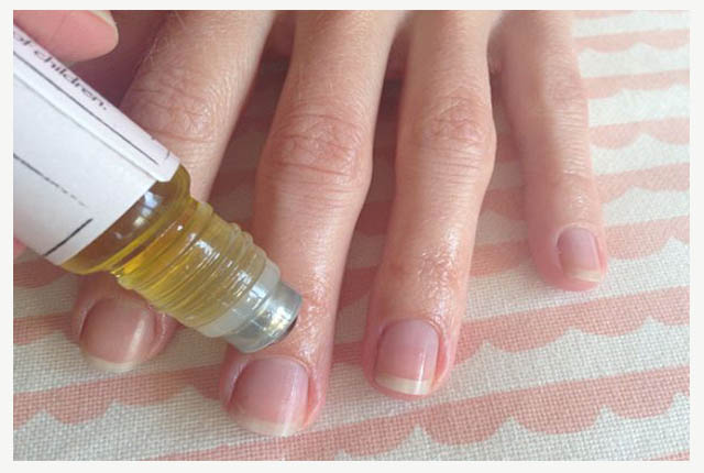 Apply Cuticle oils on your nails